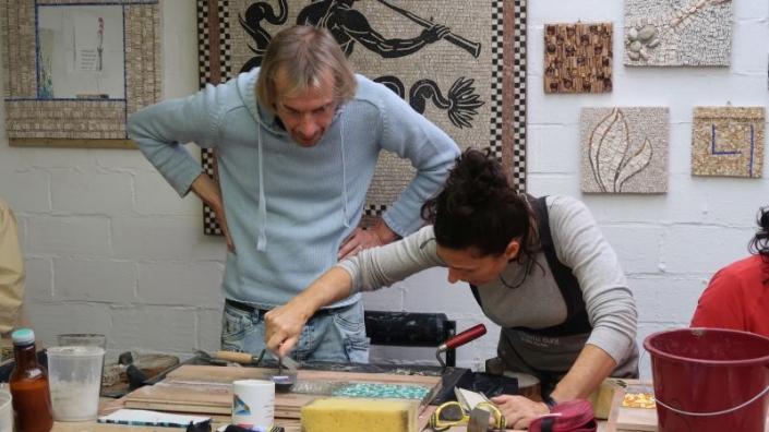 Mieke Ceusters Mosaico