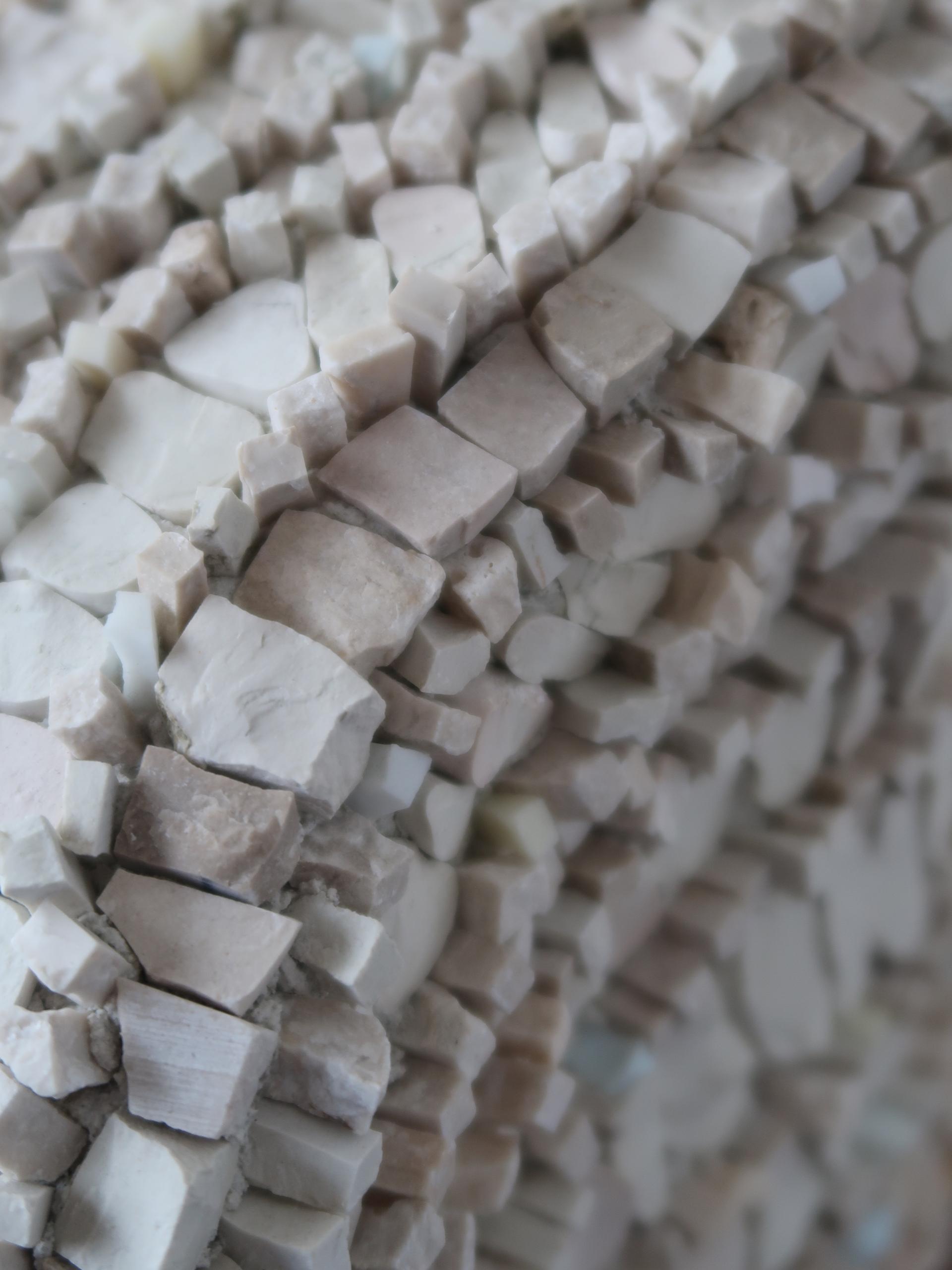 3D mozaïek