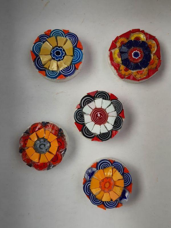 Mozaïek magneten