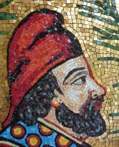 Byznatijnse mozaïek